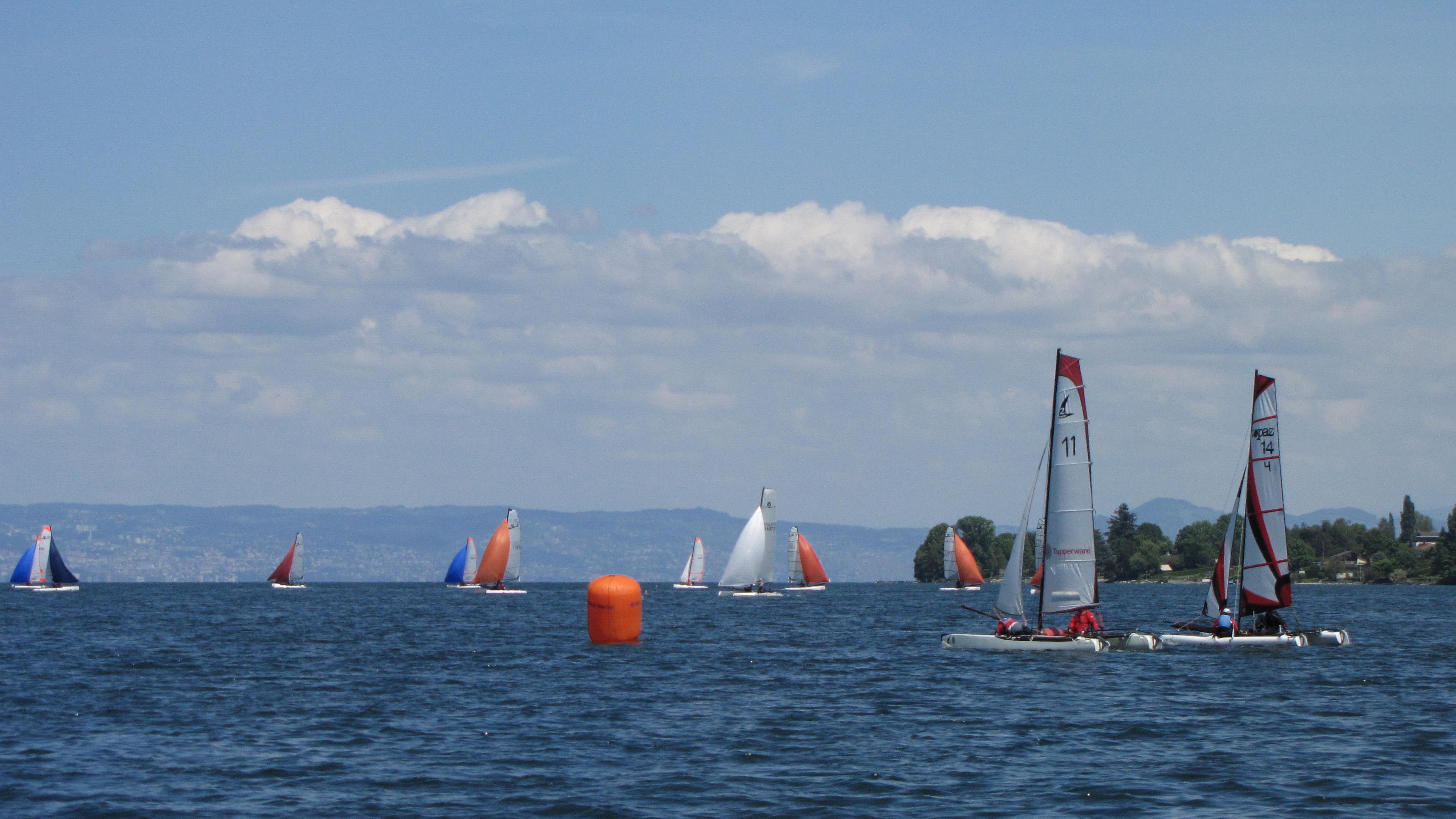 Equipe compétition catamaran _ BNS6