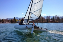 Equipe compétition catamaran _ BNS2