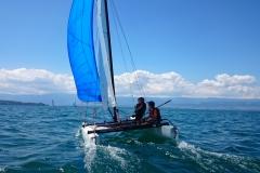 Equipe compétition catamaran _ BNS1